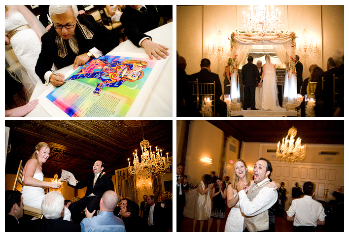 The Harmonie Club Wedding