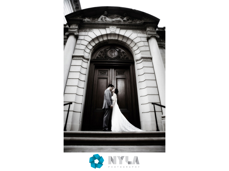 Ny Botanical Gardens Wedding
