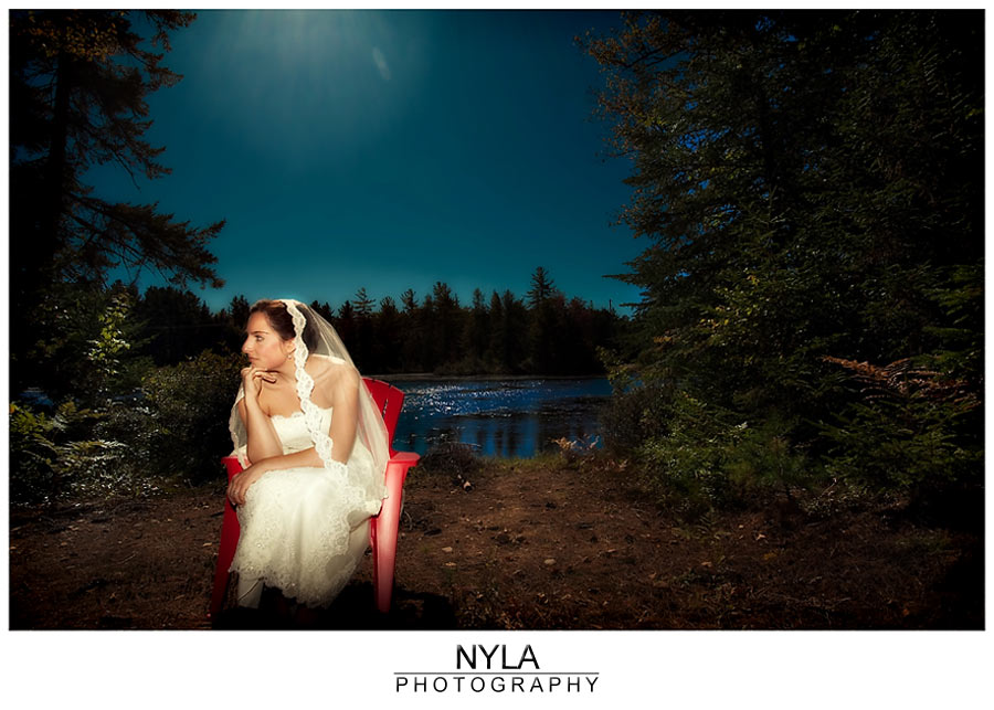 Lake Placid Wedding Photographer