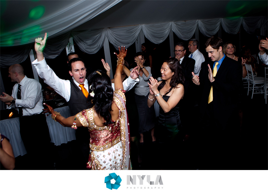 Pelham Bay & Split Rock Golf Course Wedding