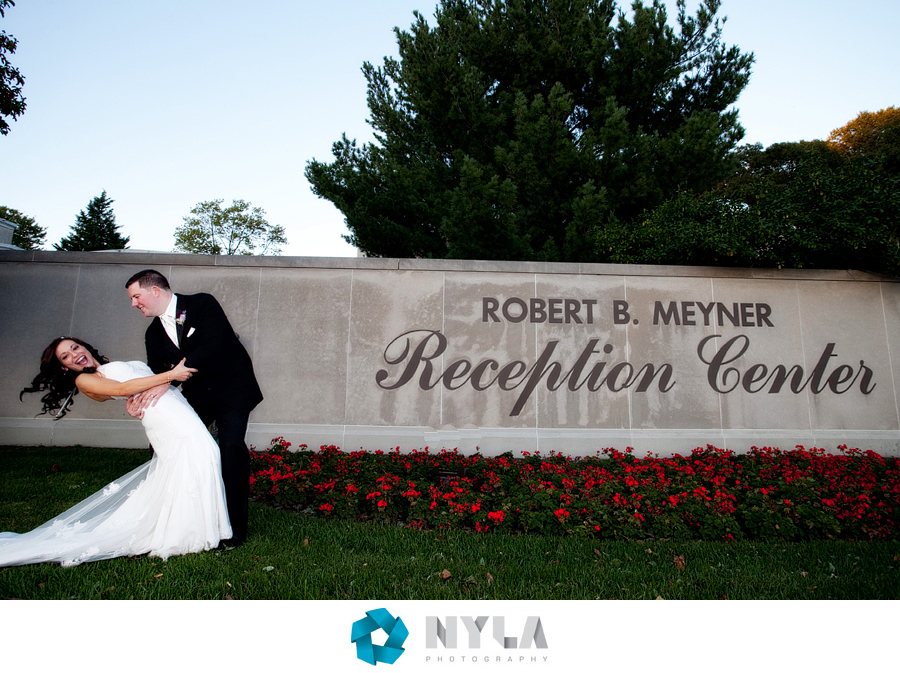 Pelham split rock wedding
